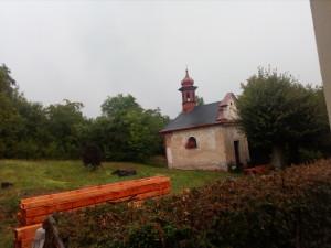 přípravy na novou střechu